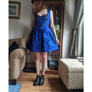 Vintage Anna from Frozen Disneybound Dress